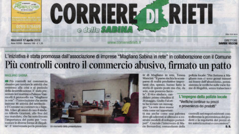 Patto contro il commercio abusivo